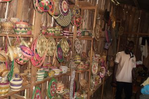 Crafts selling
